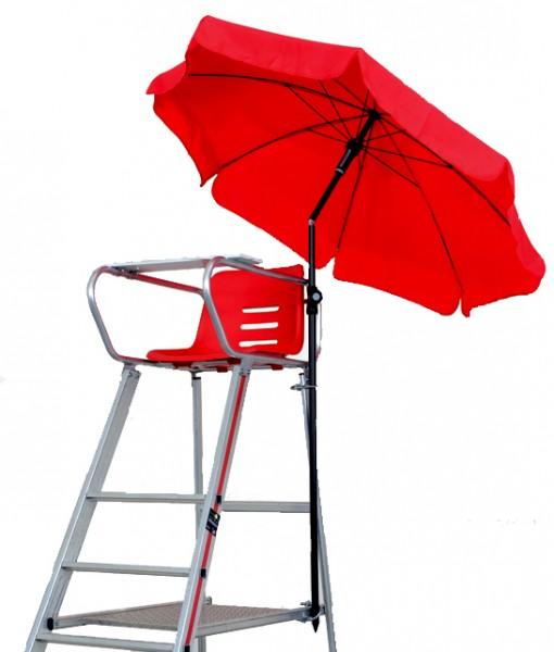 Sonnenschirm Schiedsrichterstuhl