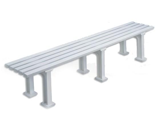 Sitzbank ohne Lehne 200