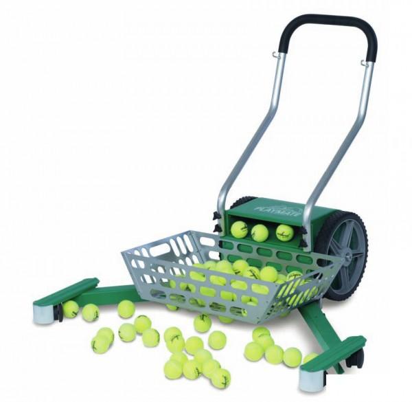 Tennisball-Sammler