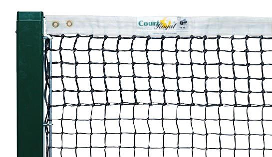 Tennisnetz 3,2 mm mit Doppelreihen