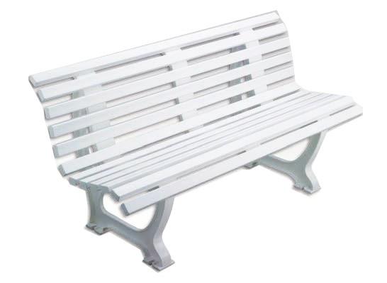Ergonomische Sitzbank 150
