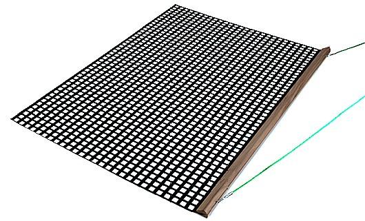 Holz-Schleppnetz Spezial